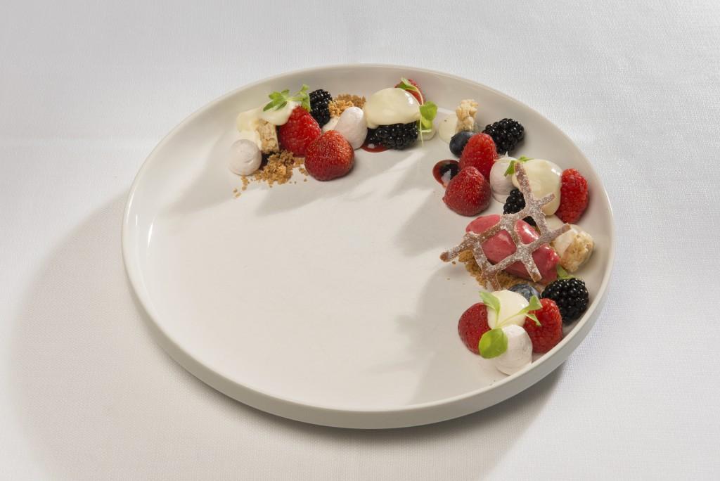 Dessert Restaurant en brasserie Hoog Holten